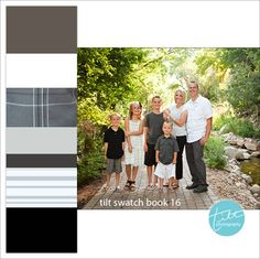 Family picture tips. Good stuff.