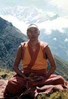 Lama Thubten Yeshe, Kopan Monastery, Kathmandu Nepal