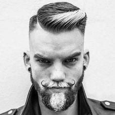 Shaved Part For Men