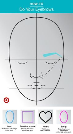 the tutorial & show off perfect eyebrows. There are many ways to enhance your brows—microblading, shaping, growing, filling & regular maintenance. Tip: face shape makes a difference! Beauty Make Up, Diy Beauty, Beauty Hacks, Make Up Tricks, Tips And Tricks, Perfect Eyebrows, How To Do Eyebrows, Skin Makeup, Eyeshadow Makeup