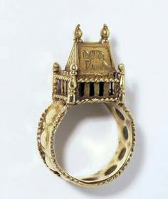 Jewish Rings. Victoria and Albert Museum