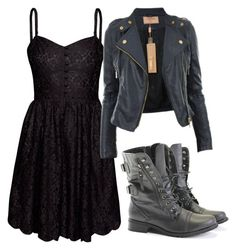 """Teenage Dream"" by mari-marishka ❤ liked on Polyvore featuring Talula and Rocio"