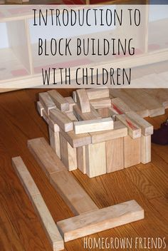 You are unlikely to have the full set of these unit blocks at home but encourage block building with your kids. Read all about them on my projects to try site or the homegrownfriends site. Blocks are the best toys kids can have. Play Based Learning, Learning Through Play, Learning Centers, Early Learning, Kids Learning, Educational Activities, Toddler Activities, Learning Activities, Toddler Games