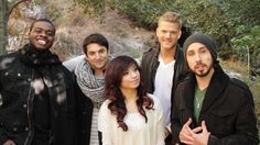 Pentatonix Kristin Maldonado | The a cappella powerhouse group Pentatonix are coming straight off ...