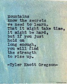 Typewriter Series #566 by Tyler Knott Gregson