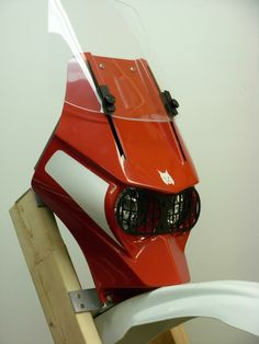 Britannia Composites Fairing | the fairings will start to go out to the guys