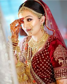 Girly Pictures, Wedding Pictures, Bride Poses, Beautiful Bride, Captain Hat, Princess Zelda, Indian, Bridal, How To Wear