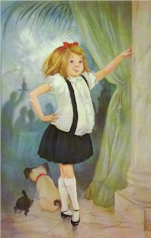 I loved Eloise and her escapades in the Plaza. This painting of Eloise is actually hanging in the Plaza Hotel lobby!