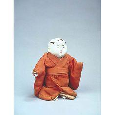 Doll, Edo Period, Kyoto National Museum