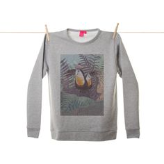 Quirky Illustrated Gifts | Toucan Sweatshirt | Drew Turner | Mens | Apparel | Womens | Ohh Deer