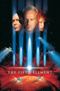 The Fifth Element (1997) - Watch Movies Free Online - Watch The Fifth Element Free Online #TheFifthElement - http://mwfo.pro/1036