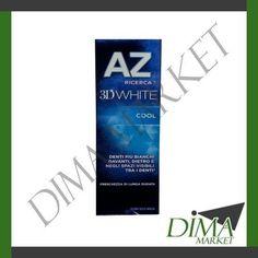 AZ 3D WHITE 75ML COOL SBIANCANTE MENTA FRESCA