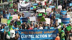 #PEOPLESCLIMATE #MELBOURNE #SWD #GREEN2STAY