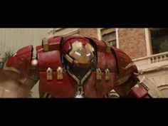 New Avengers Trailer Arrives - Marvel's Avengers: Age of Ultron Trailer 2 - YouTube