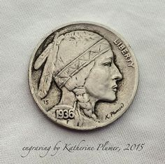 77 Best hobo coin images in 2019 | Coins, Hobo nickel, Coin art