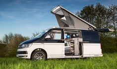 Light Open van Spacecamper - https://www.campingtrend.nl/light-open-van-spacecamper/