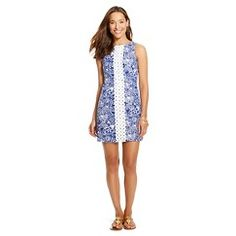 This dress is to die for - sad I missed the sale online. Lilly Pulitzer for Target Women's Shift Dress - Upstream - 6