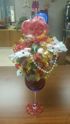 #CandyBouquet #Valentines #CandyCrafts