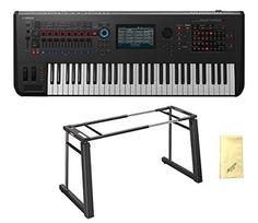 YAMAHA MONTAGE6 music synthesizer montage 61-key model from japan #YAMAHA