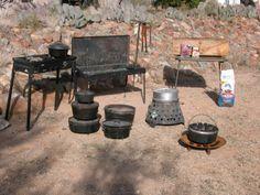 Dutch Oven Cooking - cowboyshowcase.com