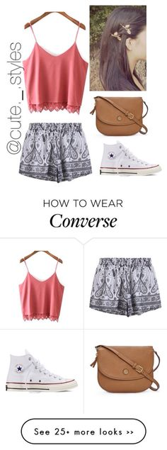 Summer converse fashion // just wish it was still summer to wear this