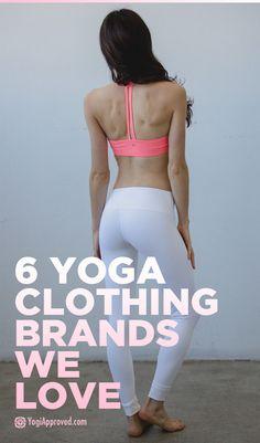 6 Yoga Clothing Brands Making a Splash This Summer