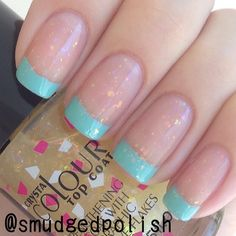 smudgedpolish #nail #nails #nailart