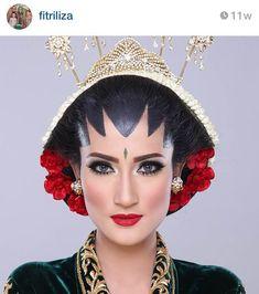 15 Bridal Makeup Artist Yang Harus Kamu Follow di Instagram - 15 makeup artist pernikahan instagram the bride dept