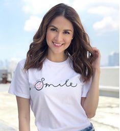 Marian Rivera, Word Tattoos, Filipina, True Beauty, Boss Lady, Pretty Girls, Product Launch, T Shirts For Women, Celebrities