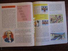 Enciclopedias de segunda mano: Enciclopedia Estudiantil Diseuropa 1962 Completa (209 Fasciculos) f3 - Foto 37 - 48072937