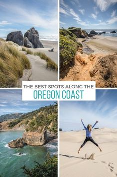 With sweeping ocean views, golden stretches of sand and craggy cliffs dotted with lighthouses, here's why the #Oregon coast road trip is considered one of the world's best drives.    #Travel | #USA | #RoadTrip  via @globeguide