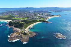 Aerial Photography, Landscape Photography, South Coast Nsw, Historical Images, Surfing, Australia, Island, History, Water