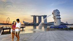 Singapore is a perfect honeymoon destination for all newly-wed couples. The destination is made with a number of Islands.