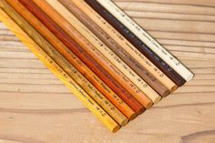 https://youtu.be/Ri2rw1fsCCU wood pencils-BOSCO☆Japan I made the only pencil in the world. Do you know the pencil of Walnut? Teak? Mahogany? African Podouk? Japan red birch? And do you know the fragrance of Japanese cypress? I will present you the pencil's harmony.