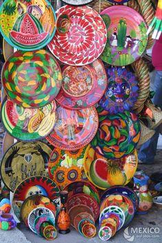 .cerámica.en Zihuatanejo.de nuestros lugares favoritos.