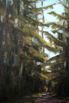 Original Oil Isle of Pines Plein Air Painting by RossbergOriginals, $49.00