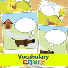 Vocab-Comix-Writing-Activity