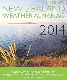 KEN RING'S 2014 NEW ZEALAND WEATHER ALMANAC