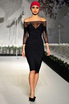 Anna Lace Illusion Dress | La Petite Robe di Chiara Boni