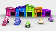 Watch and Learn Colors With Street Vehicles... #colors #streetvehicles #colorsong #carsforkids #kidsvideos #childrensvideos #kids #baby #kindergarten #toddlers #fun #playtime #preschoolers