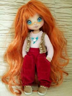 Tiny Dolls, Soft Dolls, Bjd Dolls, Reborn Dolls, Doll Toys, Doll Hair, Custom Dolls, Fabric Dolls, Doll Patterns
