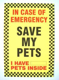 Anyone that has pets needs to put this in their window.