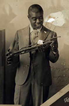 "Louis Armstrong "" Louie """