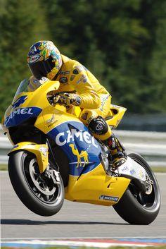 Alex Barros - Camel Honda Pons 2004 MotoGP