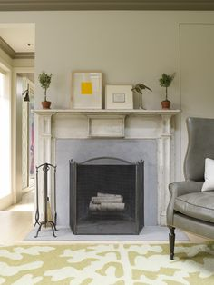 Distressed Mantle Design, Pictures, Remodel, Decor and Ideas