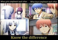 So true! Haha this anime was really good :)