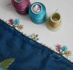 İĞNE OYASI Diy And Crafts, Paper Crafts, Needle Lace, Lace Making, Thread Crochet, Tatting, Needlework, Crafty, Embroidery