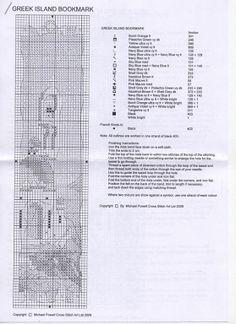 PUNTO EN CRUZ PATRONES MICHAEL POWELL (pág. 14) | Aprender manualidades es facilisimo.com