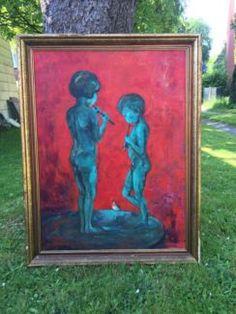 verschiedene Ölgemälde auf Leinwand vom Kieler Künstler in Kiel - Gaarden | Kunst und Antiquitäten gebraucht kaufen | eBay Kleinanzeigen