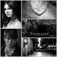 serie medianoche Claudia Gray Good Books, My Books, Stargazing, Book Quotes, Gray, Movies, Movie Posters, Fictional Characters, Libros